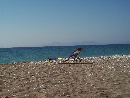 Doreta Beach Hotel : gorgeous beach