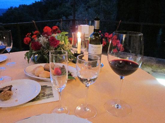 Cetona, Italië: Restaurant