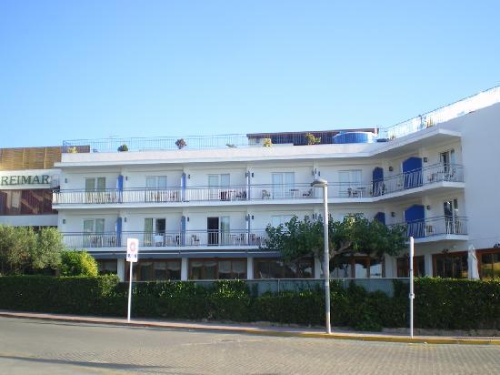 Hotel Reimar: encore une photo prise de l'hôtel