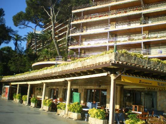 Sant Antoni de Calonge, Spain: très belle résidence à côté de l'hôtel