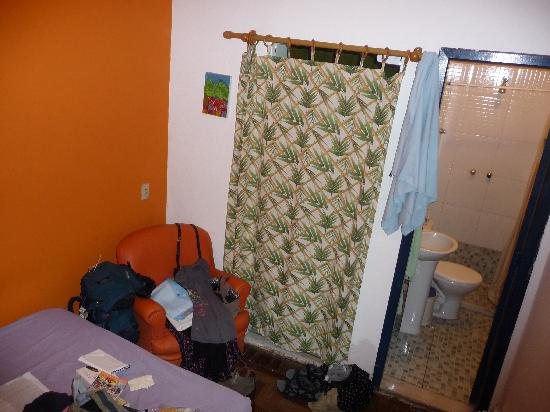 Rio Backpackers : Our room