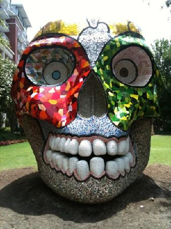 Charlotte, Carolina do Norte: uptown park art