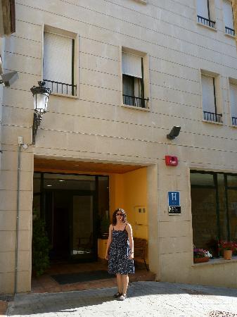 Hotel Villa de Elciego : exterior