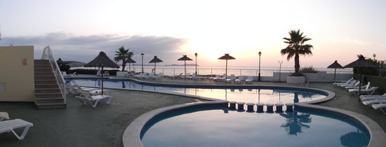 Ses Fontanellas Plaza : View of the pool area
