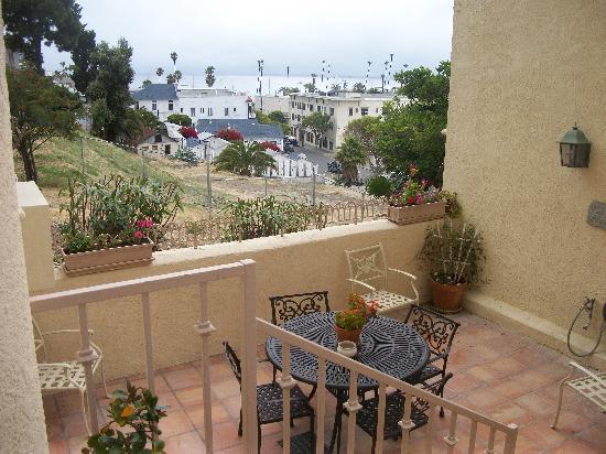 Casa Mariquita Hotel: Another interior patio