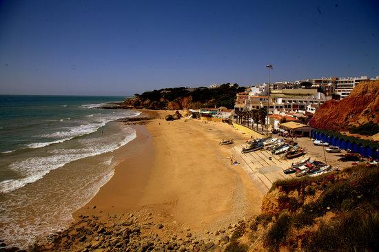 Olhos de Água, Portugal: Olhos d'Agua Beach