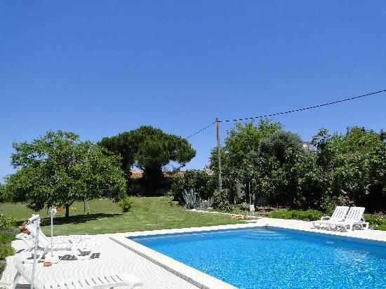 Monte da Serralheira: zwembad