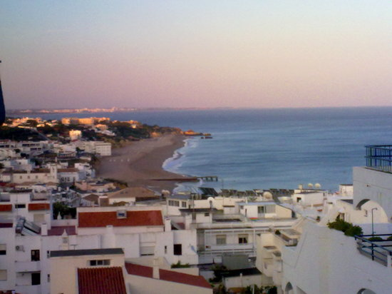 Mar a Vista: view from our balcony