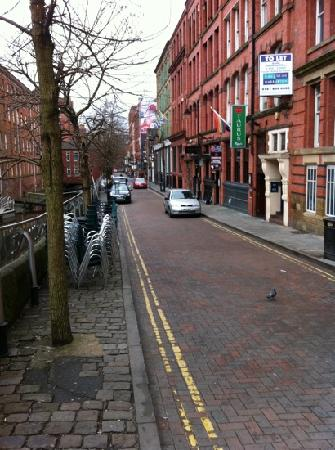 Gay Village: canal street