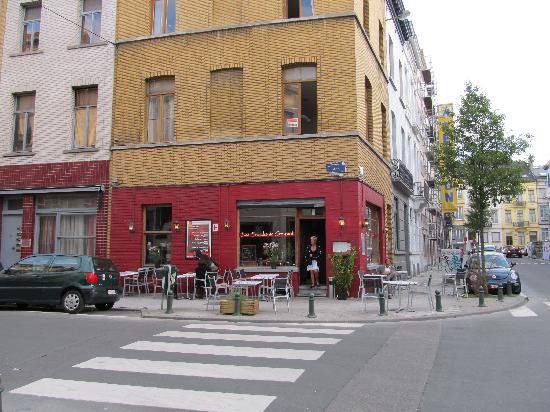 Le Chenapan: the restaurant