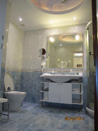 AVA Hotel Athens: bathroom
