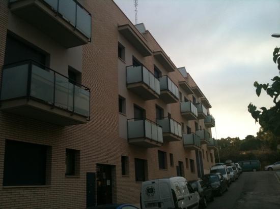 SitgesGO Apartments: SitgesGO edificio