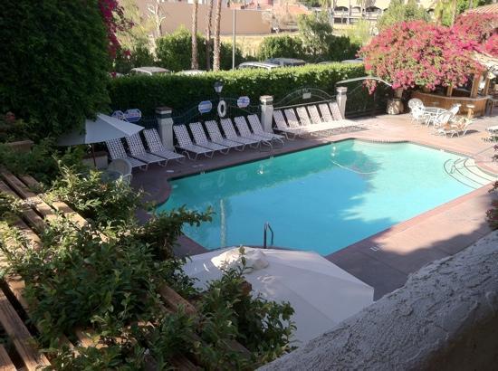 Pool Picture Of Best Western Plus Las Brisas Hotel Palm Springs