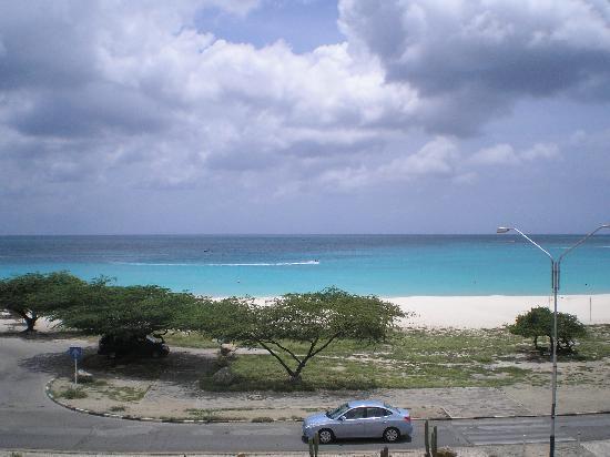 Paradise Beach Villas: View from the PBV 4