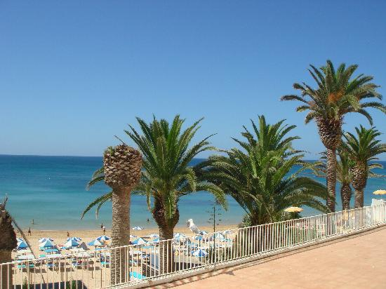 Holiday Inn Algarve - Armacao de Pera: View from our room