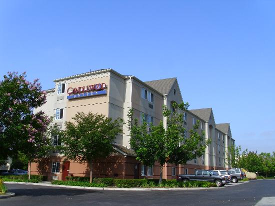 Candlewood Suites North Orange County: exterior shot