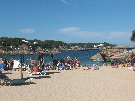 Palia Dolce Farniente: playa de es forti! a cote de l'hotel)