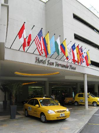 Hotel San Fernando Plaza Medellin: Stay and Enjoy