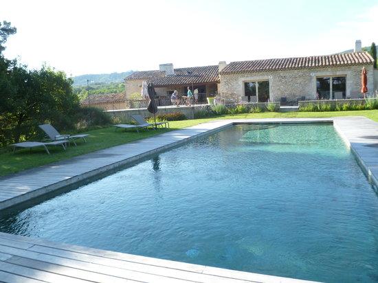 Le Mas del Sol : Pool