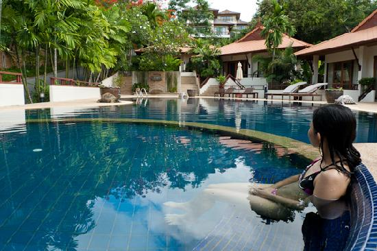 Rising Sun Residence: Overall villa