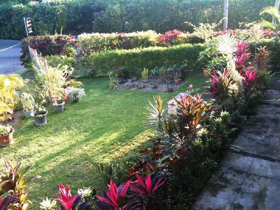 Vaea Hotel Samoa: Garden View