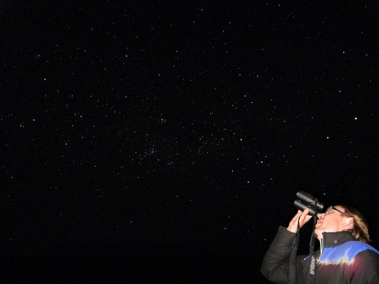Canterbury Region, New Zealand: Star gazing in Twizel, New Zeland