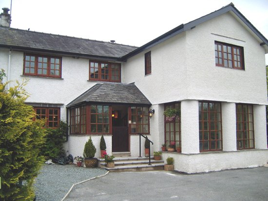 Hawkshead, UK: Merlin House