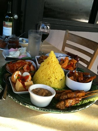 Bali Thai Cafe San Diego Reviews