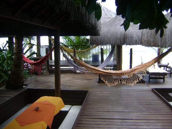 Beijamar Hotel : Estar en la piscina del mar