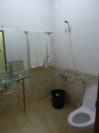 Hotel Malabar : Bathroom
