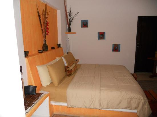 Casita de Maya: one of the rooms