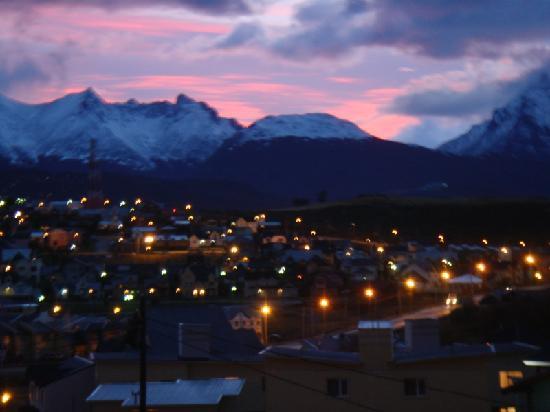 Tierra de Leyendas Boutique Hotel: Sun rise view from our room