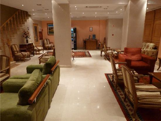 Residencial Florescente: Hotel lounge