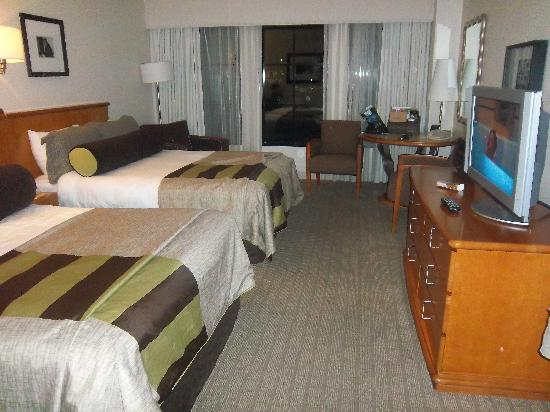 Hard Rock Hotel at Universal Orlando : room