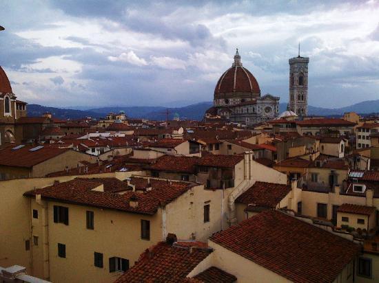 Vista Dalla Terrazza Panoramica Picture Of Grand Hotel