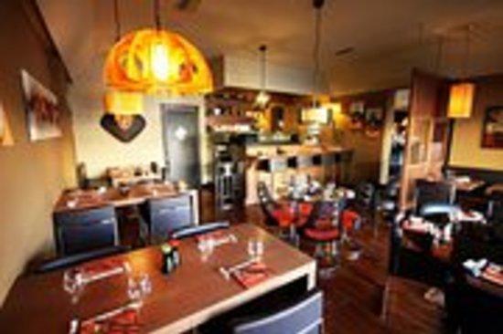 Fooding Sushi & Mozzarella Bar: interno