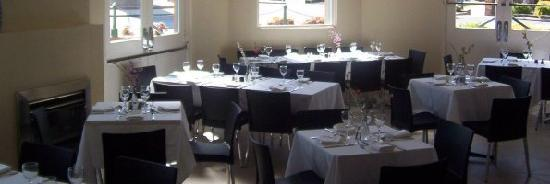 The Playhouse Hotel: Dining room