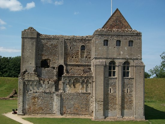 King's Lynn, UK: Castle Rising