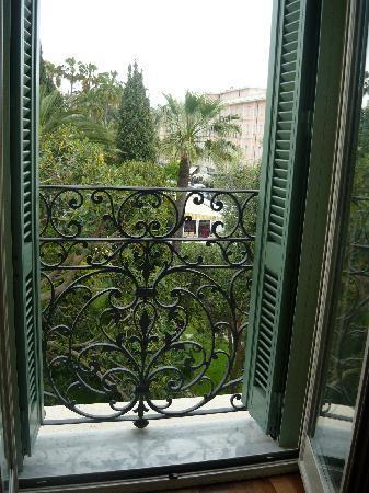 Hotel de Paris Sanremo : balcony