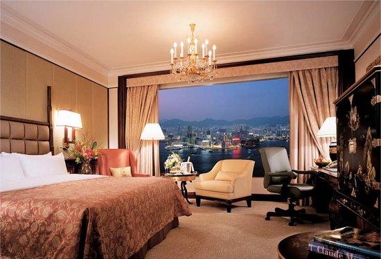 โรงแรมไอสแลนด์ แชงกรี-ล่า: Deluxe Harbour View Room