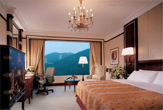 Island Shangri-La Hong Kong: Horizon Peak View Room