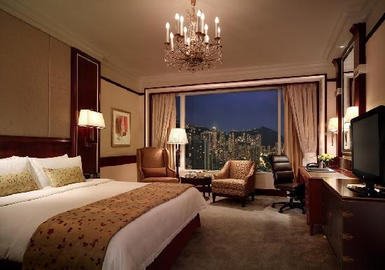 โรงแรมไอสแลนด์ แชงกรี-ล่า: Horizon Peak View Room