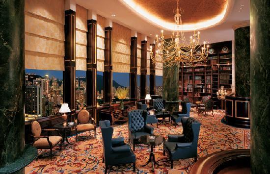 โรงแรมไอสแลนด์ แชงกรี-ล่า: Library
