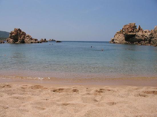 Costa Paradiso, Itália: Spiaggia di Li Cossi