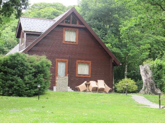 Clowance Estate : Front elevation