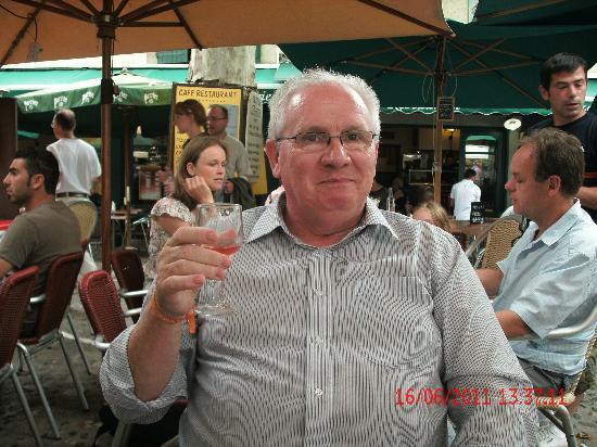 Marseillan Plage, Frankrig: CHEERS