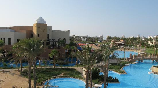 Siva Port Ghalib : Le lagon