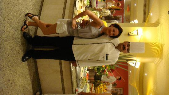 Movenpick Resort Taba Hotel : Executive Chef
