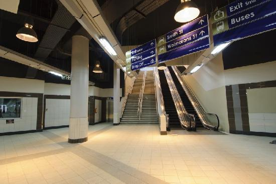 Gautrain: Pretoria Station