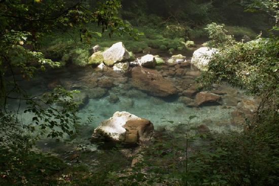 Kikuchi, Japan: 透明感抜群です